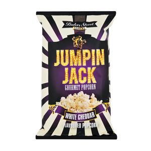 Jumpin Jack White Cheddar Popcorn 100g