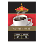 Perco Coffee Filter Bags 102 40ea