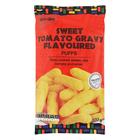 PnP Africa Rise Sweet Tomato Gravy flavoured Puffs 100g
