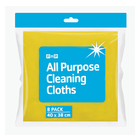 PnP All Purpose Cloth 8ea