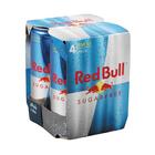 Red Bull Sugar Free Energy Drink 250ml x 4