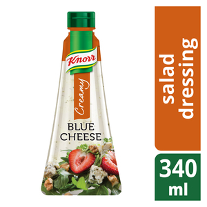 Knorr Salad Dressing Blue Cheese 340ml