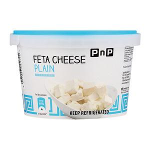 PnP Plain Feta Cheese 200g