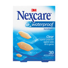 3m Nexcare Waterproof Plaste Rs Assorted X 30