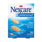 3m Nexcare Waterproof Plaste Rs Assorted X 30
