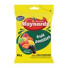 MAYNARDS FRUIT PASTILLES 60GR