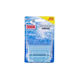 Toilet Duck Active Rim Fresh Ocean Force Refill 50g 2ea