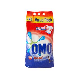 OMO Hand Washing Powder Multi Active 5kg