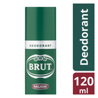 Brut Musk Body Spray Deodorant 120ml