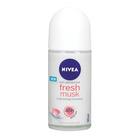 Nivea Female Fresh Musk Antiperspirant Deodorant 50ml
