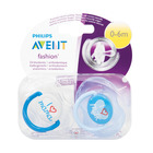 Avent Soother Mom & Dad 0-6m