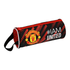 Man United Barrel Pencil Case 22cm