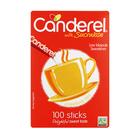 Canderel Yellow Stick Sachet 100ea