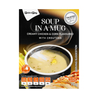 PNP CREAMY CHICKEN & CORN SOUP 75GR