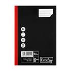Croxley A4 96pg Counter Book