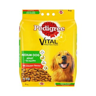 Pedigree Medium Dogfood Chicken 6kg