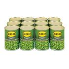 Koo Garden Fresh Peas 410g x 12