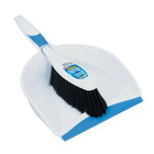 Addis Comfi Grip Stiff Dustpan & Brush Set