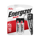 Energizer Max AA Batteries 2 Pack