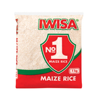 Iwisa Maize Rice In Poly Bag 1kg
