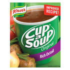 Knorr Cup-A-Soup Rich Oxtail 4s