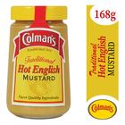 Colman's Hot English Mustard 168g