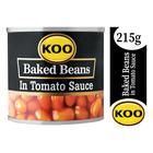 Koo Baked Beans In Tomato Sauce 215g