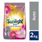 Sunlight Auto Washing Powder 2 In 1 Paradise Sensation 2kg