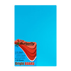 Butterfly A4 Bright Board Mixed 50ea
