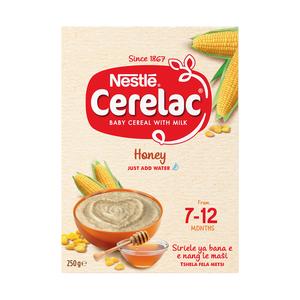 Nestle Cerelac Infant Cereal Honey 250g
