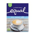 EQUAL LOW/KILO SWEETENER TABLETS 500EA