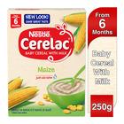 Nestle Cerelac Infant Cereal Maize 250g