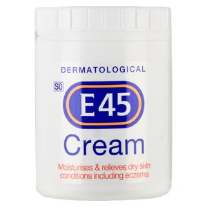 E45 Cream Tub 500g