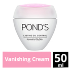 Ponds Lasting Oil Control Normal to Oily 50ml