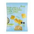 PnP Cream Cheese & Chives Flavoured Quinoa Snack 22g
