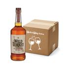 Wild Turkey Bourbon 750ml x 12