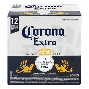 Corona Extra Premium Mexican Beer 355 Ml x 2