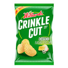 Willards Cheese & Onion Chips 125g
