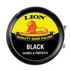 Lion Shoe Polish Black 50 ML