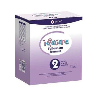 Infacare Milk Formula 2 1.8kg