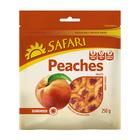 Safari Cling Peaches Choice 250g