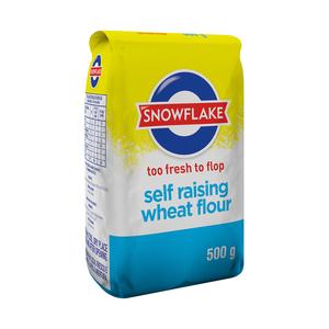 Snowflake Self Raising Flour 500g