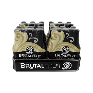 Brutal Fruit Litchi NRB 275 ml x 24