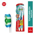 Colgate 360 Toothbrush Twinpack