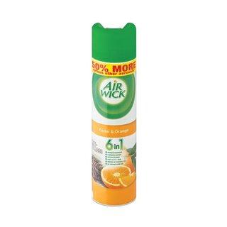 Airwick Air Freshener Cedar & Orange 280ml