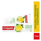 Colgate Natural Extracts Ultimate Fresh Toothpaste 75ml