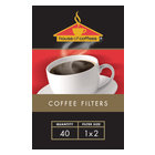 Perco Coffee Filter Bags 1 X 2 40ea