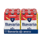 Bavaria Malt 0% Strawberry NRB 330ml x 24