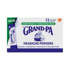 Grand-Pa Headache Powder Regular Stick Pack 12's
