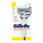 Gillette Skinguard 1 Razor + 2 Blades